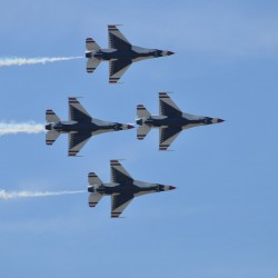 Maine air show wraps up in Brunswick