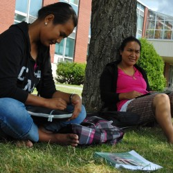 Pacific Island nurses begin summer session at UMFK