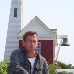 Author, David Hanna