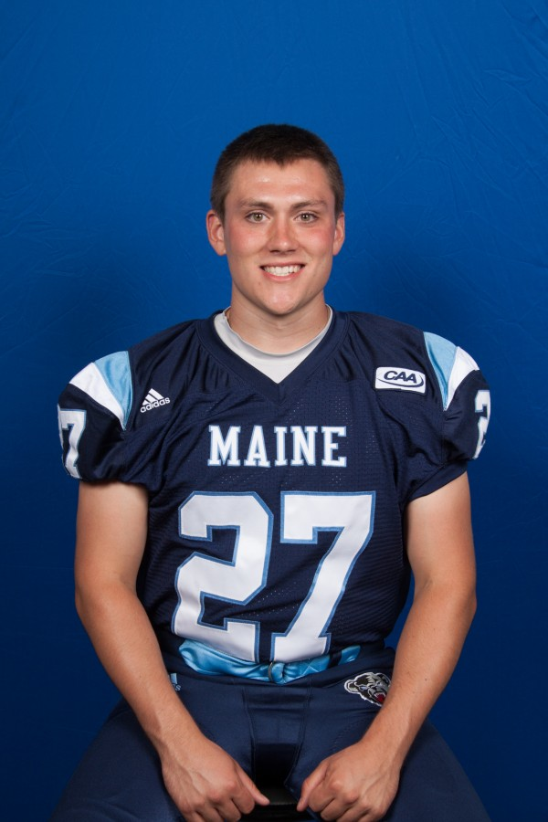 Brian Harvey, UMaine football