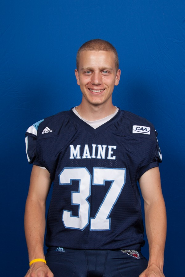 Sean Decloux, UMaine football