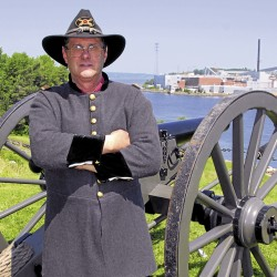 Civil War 150th a lifetime event for re-enactors