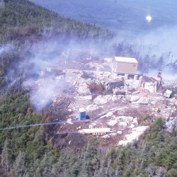 Forest service makes more headway in stamping out Big Spencer Mountain wildfire