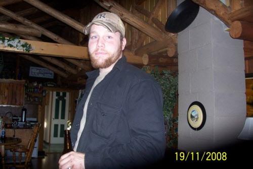 Lucas Alan Tuscano, 28, of Bradford
