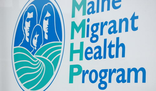 The Maine Migrant Health Program provides subsidized health care services to about 1,200 farm workers who come to Maine each year to harvest wild blueberries, apples and broccoli.