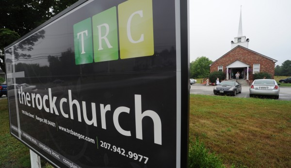 Since leaving their Brewer location, the Rock Church plans a building expansion at their current site on the corner of Ohio Street and Finson Road in Bangor.