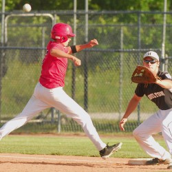 Hermon, Holbrook advance with Junior League baseball tourney victories