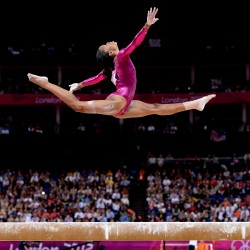 Youngest Team USA gymnastics member Kyla Ross grows up quickly