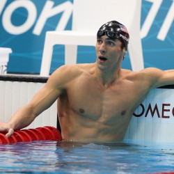 Phelps sees potential in 200 free loss at worlds