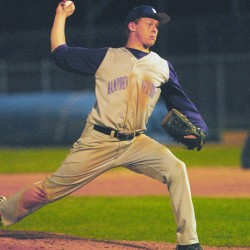Grand Rapids builds early lead, holds off Hampden in Senior League World Series