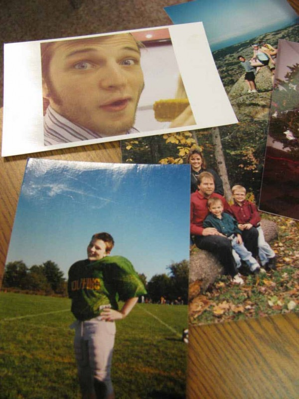 Photos of Tyler Seaney, who was shot to death in February 2011 by his friend, Luke Bryant.