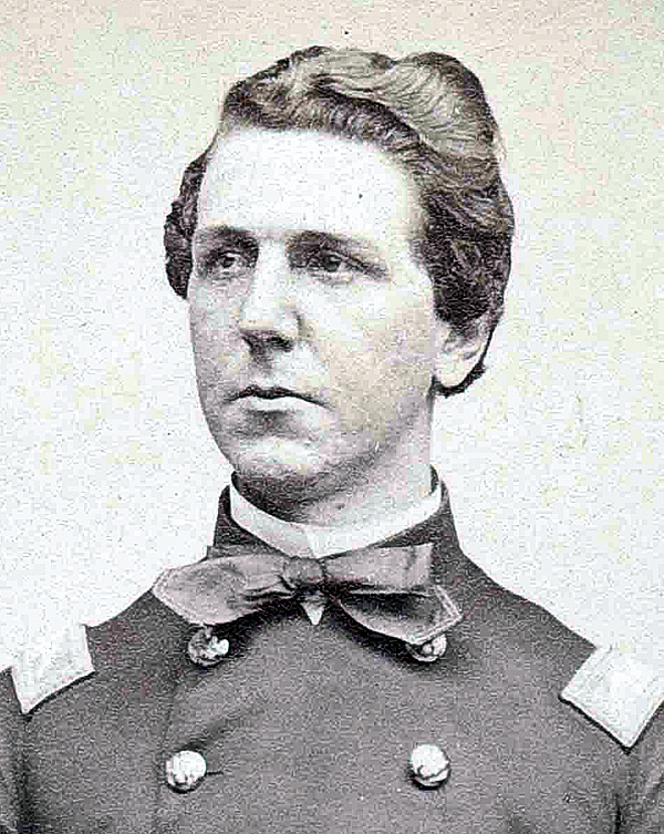 Charles Tilden, who hailed from Tilden, signed on with the 16th Maine Infantry in August 1862. He was immortalized at Gettysburg.