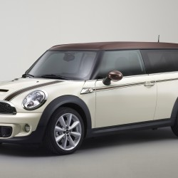 Mini Cooper Paceman S All4: a car too ambitious, a road too bumpy