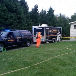 Drugs found in abandoned Aroostook motor home may be bath salts