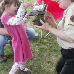 Discover, explore, learn,and  play at the Junior Ranger Family Field Day at SERC