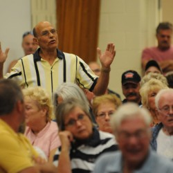 'Outrage' at vicious beating spurs Howland community meeting