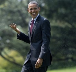 Obama holds edge; turning point for Senate Dems has been Maine