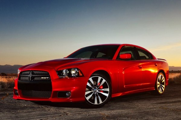 The 2012 Dodge Charger SRT8 is a rear-wheel-drive beast. It comes with a $1,000 federal gas-guzzler tax, applied because it swallows gasoline at the combined city-highway rate of barely 18 miles per gallon.