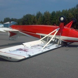 Variable wind causes minor plane crash at Lincoln airport