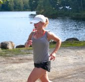 Stephanie Cole is running in Saturday's TD Beach to Beacon 10K in Cape Elizabeth, less than five months after undergoing open-heart surgery.
