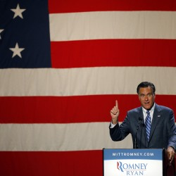 Romney's April fundraising rivals Obama's