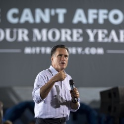 Mother Jones video shows Romney dismissing Obama voters as dependent on handouts