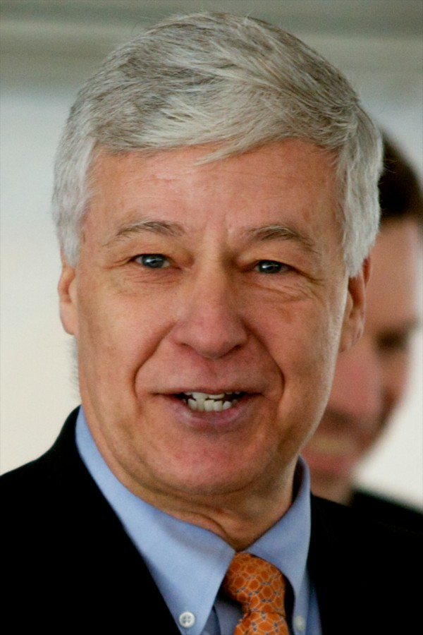 U.S. Rep. Mike Michaud in April.
