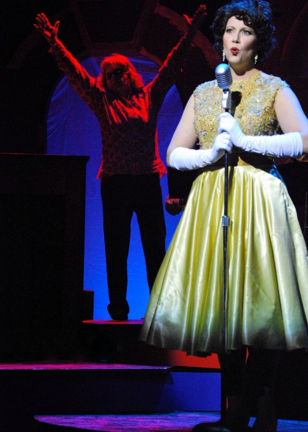 Laura Hodos plays Patsy Cline in Penobscot Theatre Company's upcoming show, &quotAlways... Patsy Cline.&quot