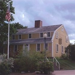 Harpswell author draws readers into Bunker Hill