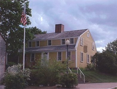 The historic Burnham Tavern in Machias will be open for free public tours noon-4 p.m. Saturday, Sept. 29. Thought to be the oldest surviving building in Down East Maine, the tavern off Main Street is associated with the first naval battle of the Revolutionary War.