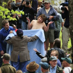 Women asserting their right to appear topless: civil rights activists or exhibitionists?