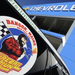 Fireball Run producers check out Bangor as potential pit stop for nationwide road race