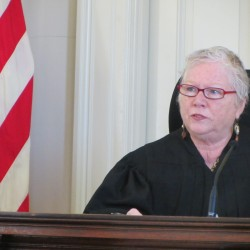 Judge recuses herself from high-profile prostitution case against Thomaston man