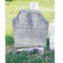Final two men summoned for theft of Houlton founder's grave marker
