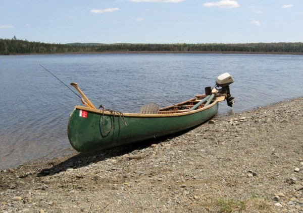 Anyone with information leading to the recovery of this 20-foot Old Town Guides Special canoe taken from the Allagash public landing on or around Aug. 12 may end up with a reward — $650, two gallons of gin and a gallon of Irish whiskey.