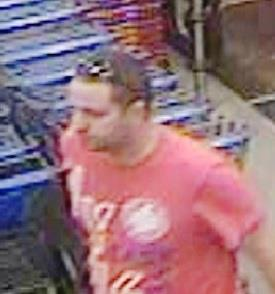 Police are seeking the public's help identifying a man who took lobsters from the Ellsworth Hannaford without paying for them.
