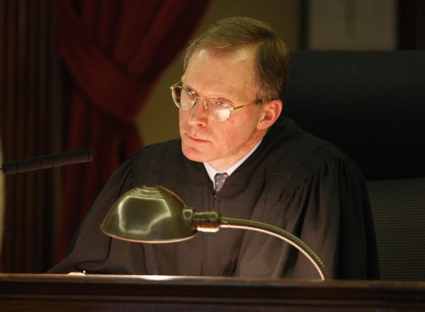 Superior Court Justice Jeffrey Hjelm