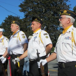 Rockland firefighters recall 9/11 sacrifices