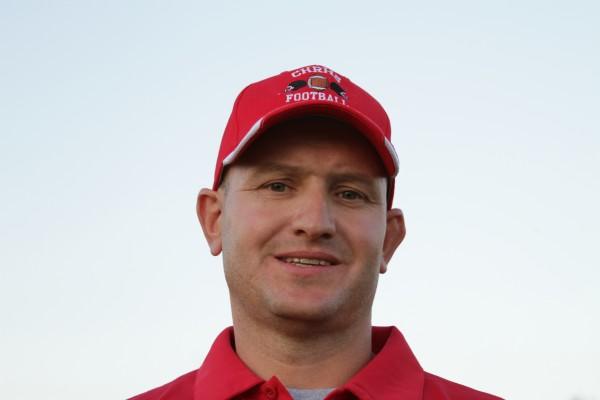 Steve Wadsworth, Camden Hills football head coach