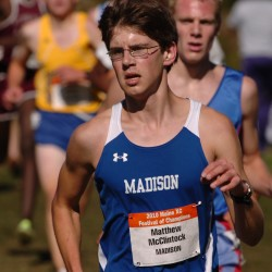 University of Maine's Corey Conner returns to cross-country trails; Husson women off to good start