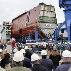 Bath Iron Works lays off 44 salaried workers