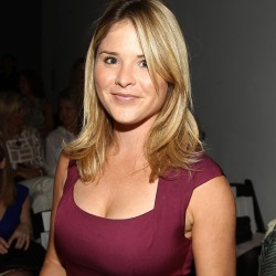 Former first daughter Jenna Bush Hager tells Biddeford crowd of the importance of giving back