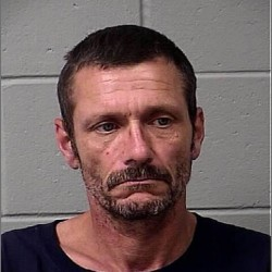 Alleged dispute with son lands Old Town man in jail
