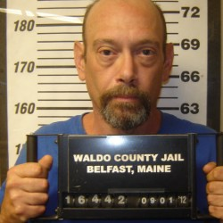 MDI man charged after crashing truck, threatening cop, police say