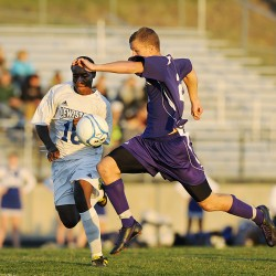 Hampden, Bangor boys soccer teams play to scoreless deadlock