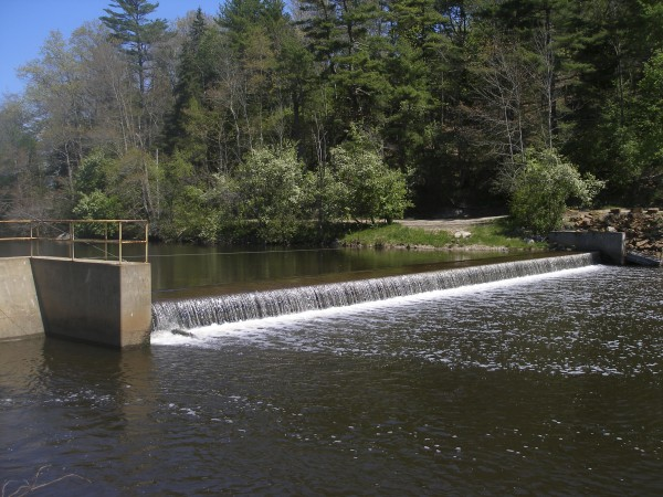 Orland residents at a town meeting in 2010 voted  to accept the Orland River dam from its owner, Verso Paper Co.
