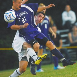 Late goal lifts Bangor boys soccer team past rival Hampden Academy