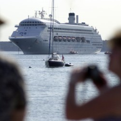 New air-pollution limits to hit cruise ships