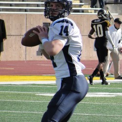 Father's support helps UMaine quarterback flourish
