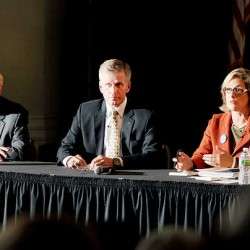 Live coverage as the U.S. Senate candidates square off in Lewiston